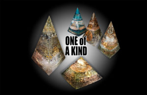 One of a Kind Orgonite